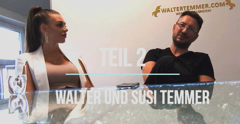 Teil 2 Walter und Susi Temmer